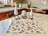 """Наперон\доріжка на стіл """"Каченята"""", 37х100 см, фото 4"""