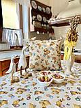 """Наперон\доріжка на стіл """"Каченята"""", 37х100 см, фото 6"""