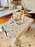 """Наперон\доріжка на стіл """"Каченята"""", 37х100 см, фото 8"""