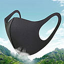 Угольная маска Pitta Mask ORIGINAL Антибактериальная маска PITTA Mask Япония, фото 4