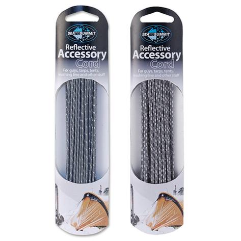 Светоотражающая оттяжка для палатки Sea To Summit Reflective Accessory Cord 1,8 mm 10 m, фото 2