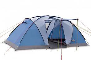 Кемпинговая палатка 4 х местная Pinguin Base Camp, фото 2