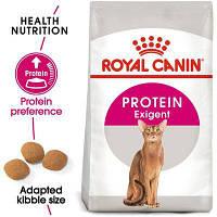 Royal Canin  PROTEIN EXIGENT (ПРОТЕИН ЕКСИДЖЕНТ  ДЛЯ ПРИВЕРЕДЛИВЫХ) сухой корм для взрослых кошек 2кг