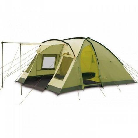 Палатка кемпинговая Pinguin Nimbus 3 Зеленый, фото 2