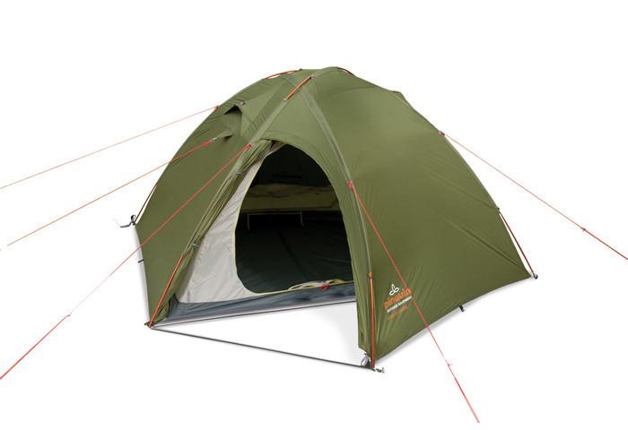 Туристическая палатка Pinguin Vega Extreme Green