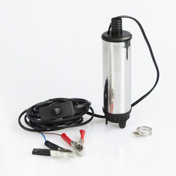 Насос для перекачки топлива REWOLT погружной 50мм 24В RE SL016-24V