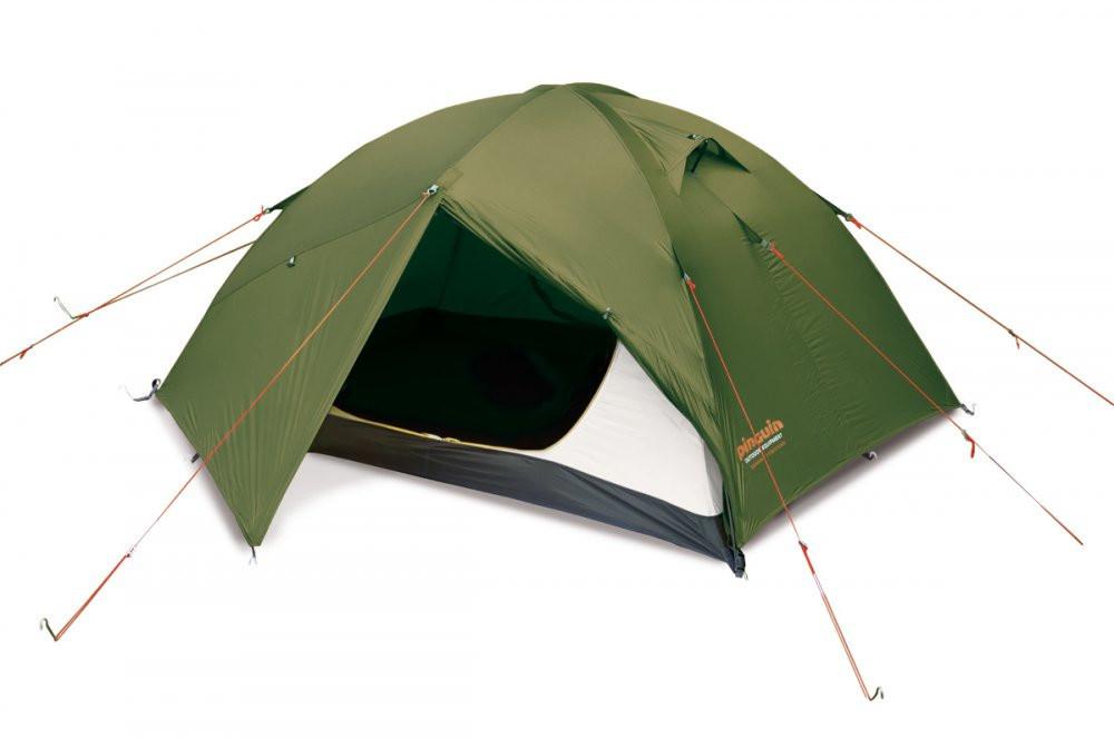 Туристическая палатка Pinguin Gemini 150 Extreme Green