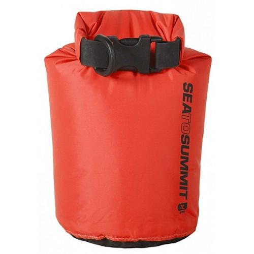 Гермочехол Sea To Summit Light Weight Dry Sack 1 L Красный