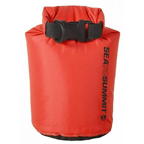 Гермочехол Sea To Summit Light Weight Dry Sack 1 L Красный, фото 2