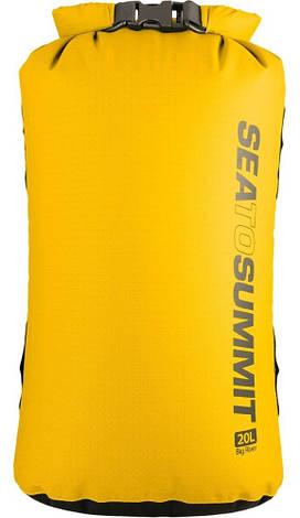 Гермочехол Sea To Summit LightWeight Dry Sack 20 L Желтый, фото 2