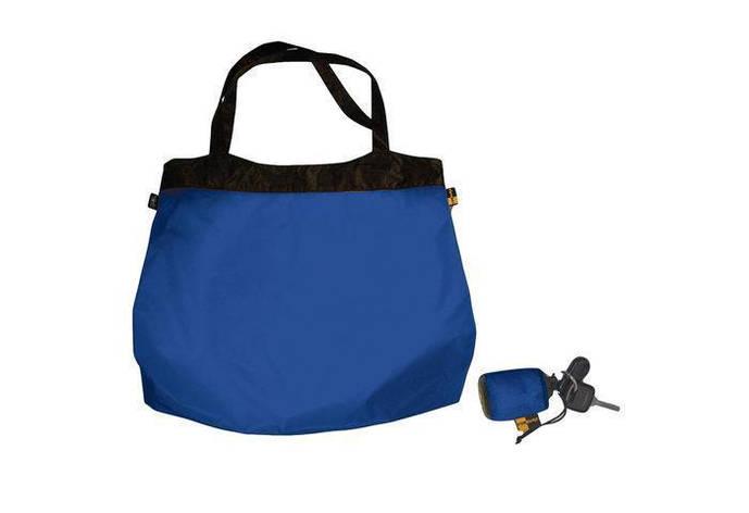 Сумка Sea to Summit Ultra-Sil Shopping Bag 25L Blue, фото 2