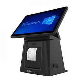 ПОС моноблок Selena 11,6″ Windows POS терминал с встроенным принтером чеков для кафе, магазина