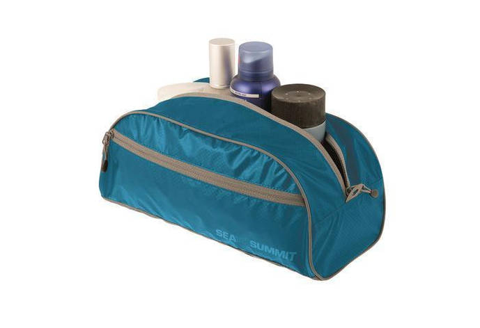 Косметичка Sea To Summit Travelling Light Toiletry Bag Large Blue, фото 2