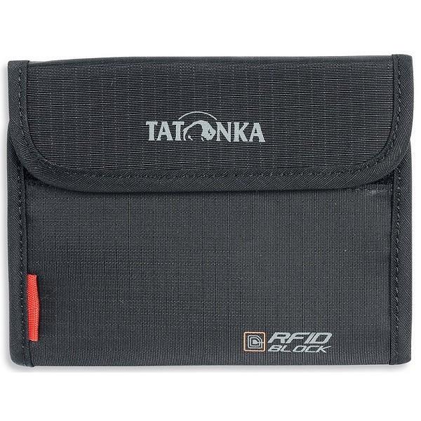 Кошелек Tatonka Euro Wallet RFID B Black