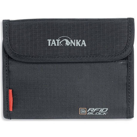 Кошелек Tatonka Euro Wallet RFID B Black, фото 2