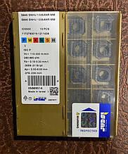 Пластина твердосплавная ISCAR SNHU 1305ANR-MM IC5500