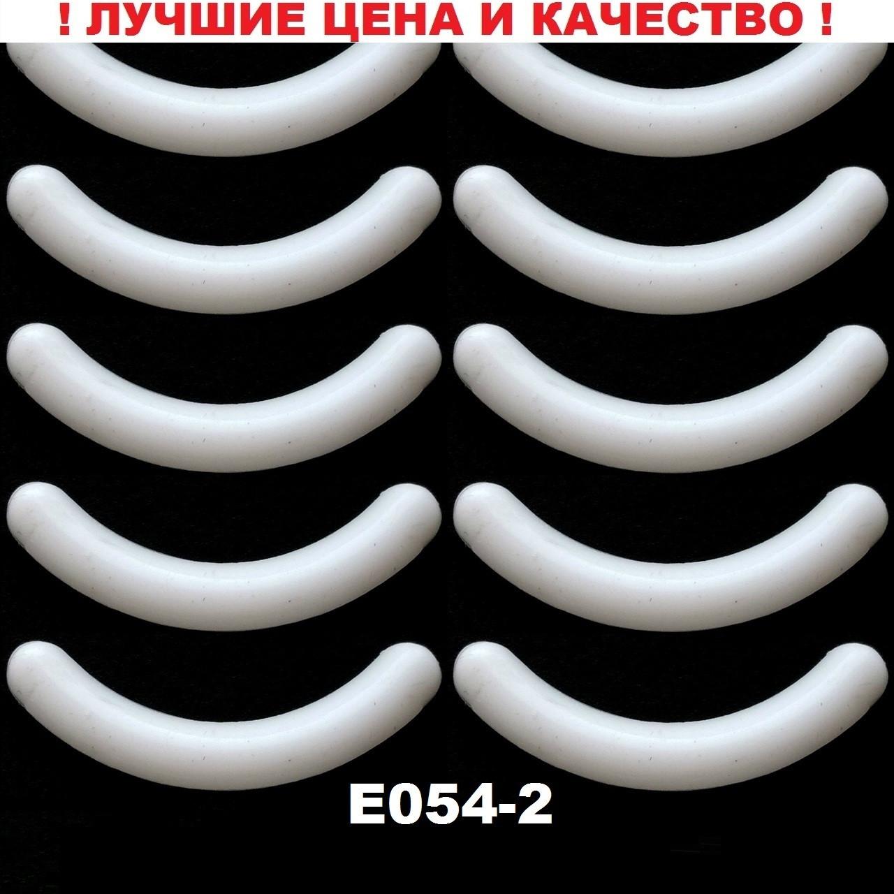 Сменные резинки подушечки в щипцы для завивки ресниц Белый, силикон