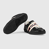 Gucci Stripe Sneaker Black