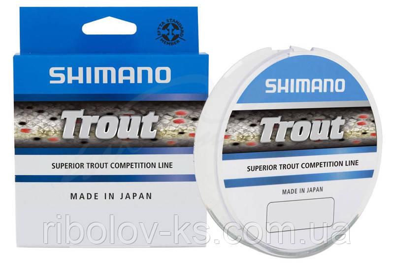 Леска Shimano Trout 300m 0.225mm 5.4kg