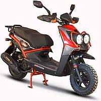 Скутер Skybike Quest 150 Черно-красный