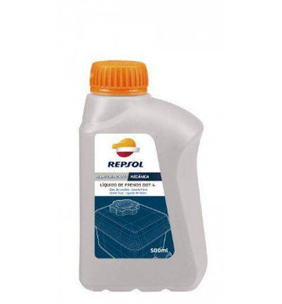 Тормозная жидкость DOT4 500мл REPSOL / RP701A96, фото 2