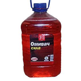 Жидкость в бачок омывателя F1 карамель 5 л