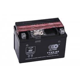 Мото аккумулятор Outdo 9 Ah UTX9-BS (Сухозаряджений)/(6х) HCOD-8-0
