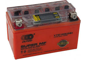 Мото аккумулятор Outdo 9 Ah YT9B - 4 (MF)/(8х) HCO-9N-0