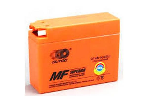 Мото аккумулятор Outdo 2,3 Ah GT4B-5 (GEL)/(20х) HCOMF2,3-1-GG, фото 2