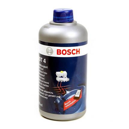 Тормозная жидкость BOSCH 1987479106 DOT4 0,5 л , фото 2