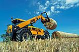 Телескопічний навантажувач DIECI AGRI FARMER 28.9 100 к.с. 79,5 KW GD, фото 5