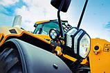 Телескопічний навантажувач DIECI AGRI FARMER 28.9 100 к.с. 79,5 KW GD, фото 6