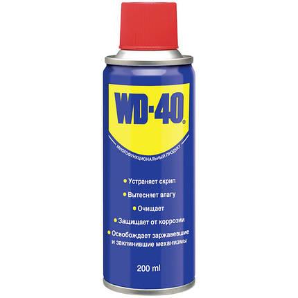 Смазка универсальная WD-40 200 мл, фото 2