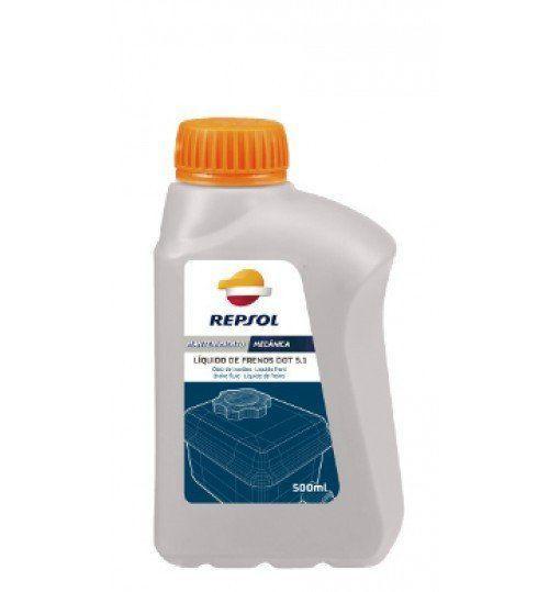 Тормозная жидкость DOT5.1 500мл REPSOL / RP701B96