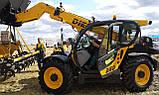 Телескопічний навантажувач DIECI AGRI FARMER 30.9 100 к.с. 79,5 KW GD, фото 8
