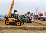 Телескопічний навантажувач DIECI AGRI FARMER 30.9 100 к.с. 79,5 KW GD, фото 10