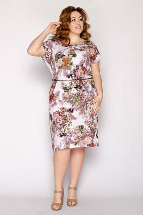Женское летнее платье 055-51, фото 2