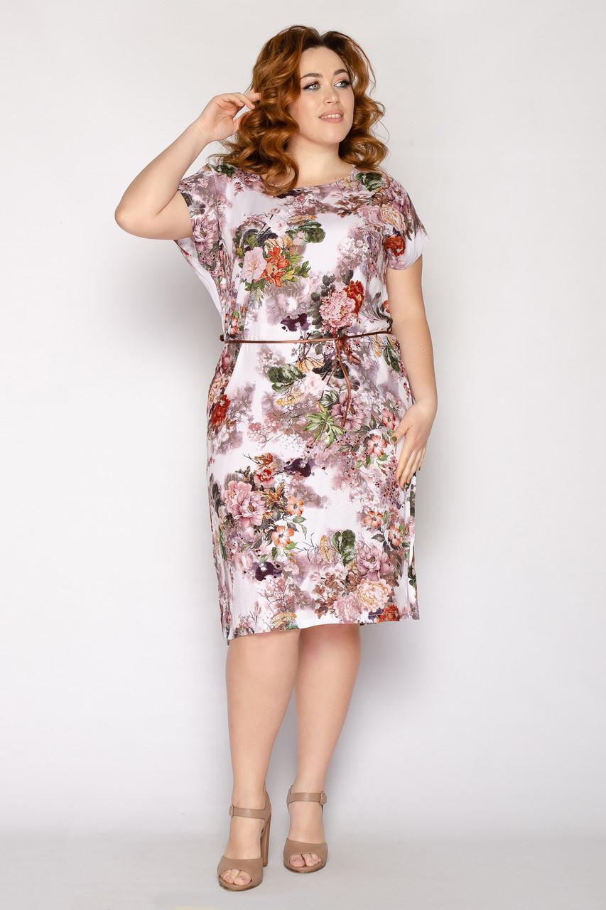 Женское летнее платье 055-51