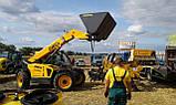 Телескопічний навантажувач DIECI AGRI STAR 40.7 EVO2 107 KW GD, фото 8
