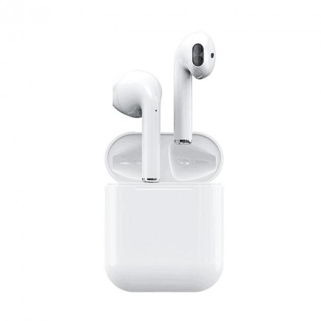 Беспроводные наушники AirPro 12 Simple Touch Pop Up Белый