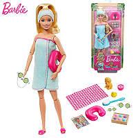 Кукла Барби СПА процедуры Barbie Spa Doll mattel