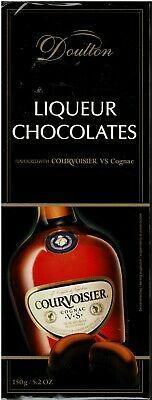 Шоколадні цукерки з коньяком Doulton 150г
