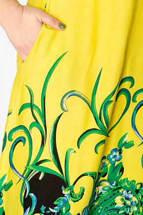 Женское летнее платье 22011-8, фото 3