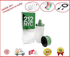 Женская туалетная вода Carolina Herrera 212 NYC Pills 80 ml