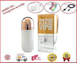Женская парфюмированная вода Carolina Herrera 212 VIP Rose New York Pills 80 ml