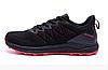 Чоловічі кросівки літні сітка BS RUNNING SYSTEM black чорні