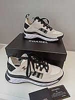 Кроссовки Chanel последняя пара 40р-25.5см!