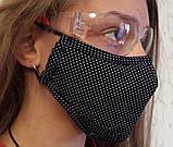 Очки защитные прозрачные SL-G-6, фото 4