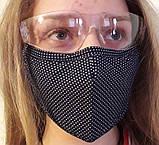 Очки защитные прозрачные SL-G-6, фото 5