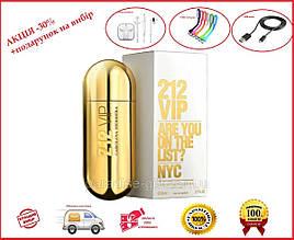 Парфюмированная вода для женщин Carolina Herrera 212 Vip (Каролина Херера 212 Вип) 80 ml